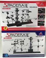 space rail Building Kit Roller Coaster Spacewarp Marble run Motorised