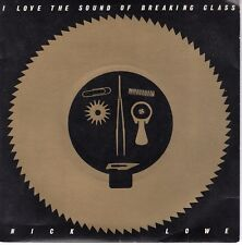 7inch NICK LOWE I love the sound of breaking glass UK 1978 EX+ (S0671)