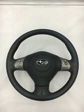 Subaru Forester 08-13 STEERING WHEEL with stereo and cruise control switches