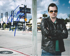 COMEDIAN JIM JEFFERIES HAND SIGNED AUTHENTIC LEGIT STAND UP 8X10 PHOTO W w/COA