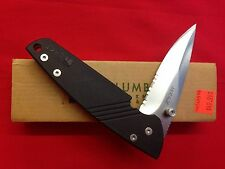 CRKT 6713 MIRAGE KNIFE-HALF SERRATED MADE IN TAIWAN