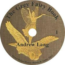 The Grey Fairy Book, a Childrens Audiobook by Andrew Lang on 1 MP3 CD