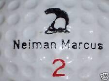 (1) Vintage Nieman Marcus Logo Golf Ball Balls