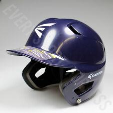 Easton Z5 Senior Baseball and Softball Batting Helmet - Navy ABS Plastic (NEW)