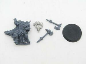 (1021) Lord Of Chaos With Hammer And Axe Avatars Of War Chaos Sigmar Fantasy