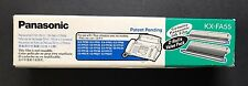 Panasonic KX-FA55 Replacement Fax Film, 2-Rolls/Box, GENUINE