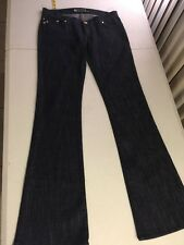 "WOMENS NWT ROCK & REPUBLIC ""Jagorow"" LOW RISE BOOTCUT STRETCH JEANS SIZE 28"