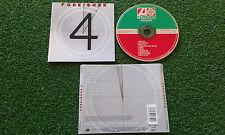 FOREIGNER *Los Discos De Tu Vida - 4* RARE Spain CD 2004 MICK JONES