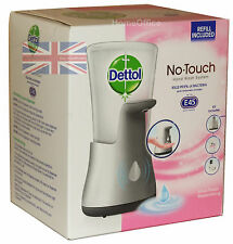 Dettol No Touch Hand Wash System Machine With E45 Refill