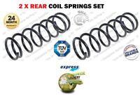 FOR HYUNDAI KIA 55350-2Y110 55350-2Y120 553502Y110 NEW 2X REAR COIL SPRINGS SET