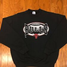 Good Condition Vintage Pro Player Chicago Bulls Crewneck Sweatshirt Sz XL