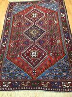 "3'6"" x 5'2"" New Turkish Oriental Rug - Hand Made - 100% Wool"