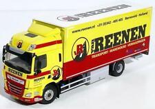 "DAF CF SC MY2017 riged truck box 4x2 ""Van Reenen transport"" WSI models 01-3237"