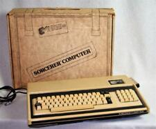 Nice Rare Boxed Exidy Sorcerer II Vintage Computer