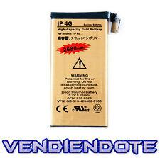 Bateria de Alta Capacidad para iPhone 4 A1332 APN 616-0580 2680mAh Interna