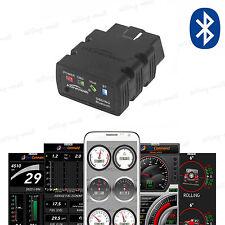ELM327 Bluetooth OBD2 OBDII CAN V3.0 Scan Tool For Android PC Car Reader Scanner