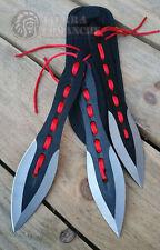 Set 3 Cuchillos  Deportivos Knife Messer Coltello Couteau