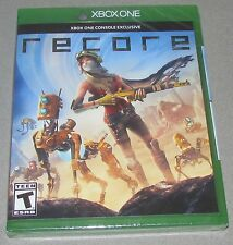 Recore for Xbox One Brand New! Factory Sealed!