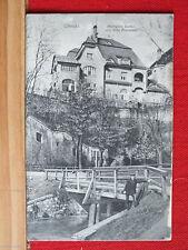 Fotokarte - Olmütz / Olomouc - Villa Primavesi + Michaeler Ausfa - gel 1915   m1