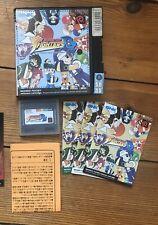 King of Fighters R2 Round 2 für Neo Geo Pocket Color - UK/Euro Version CIB
