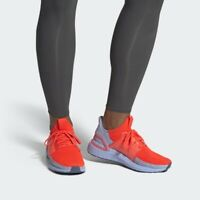 Adidas Ultra Boost 19 Solar Red Blue ISS Originals UK 8 Triple Black White PK OG