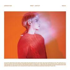 Jonghyun - [Poet I Artist] Album CD+Poster+Booklet K-POP Sealed Shinee