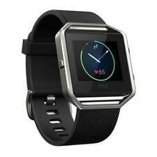 Fitbit Blaze Smart Fitness Watch, Large - Black