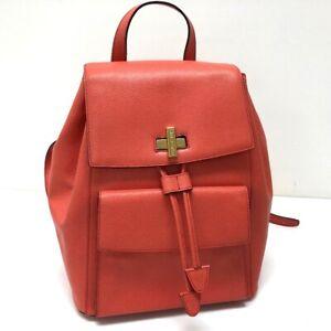 CELINE Vintage Backpack-Bag Leather
