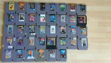 nes game lot (38 games)