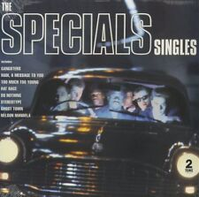 THE SPECIALS THE SINGLES VINILE LP NUOVO SIGILLATO