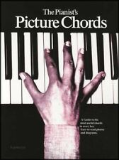 More details for the pianist's picture chords piano chord book guide to useful chords in all keys