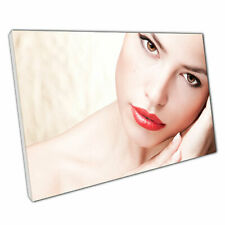 Print on Canvas makeup beauty Ready to Hang canvas Wall Art 30x20 Inch