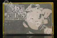 """Violent Children Cassette Tape Early 80s Hardcore Debut 7"""" & More Youth of Today"""