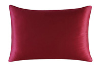 2pc 100% Pure Mulberry Silk 15MM Silk Pillowcase Set No Tangle Frizz Antiaging