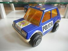 Joustra Renault 5 Policia in Blue
