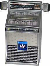 JUKEBOX SEEBURG DS 160 (1962) COLLECTIBLE MINIATURE REPLICA LIGHTS AND PLAYS