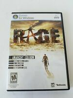 Rage: Anarchy Edition PC DVD 2011