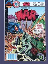WORLD AT WAR 26    CHARLTON  WAR    COMICS