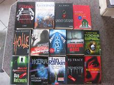 14x Thriller Das Joshua Profil Der Schneeleopard Underground Hölle Bücherpaket