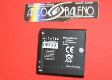 BATTERIA 1500Mah ORIGINALE PR ALCATEL ONE TOUCH OT-918 MIX TLIB5AB TCL S500 S600