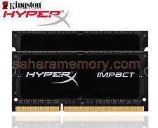 16GB Kit (2x8GB) DDR3 2133 HyperX Kingston SODIMM HX321LS11IB2K2/16 RetinaLate15