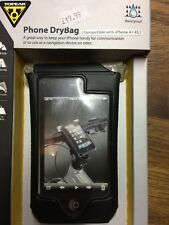 Topeak Mobile Phone DryBag iPhone 4 / 4s Black RRP £19.99