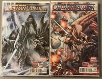 Star Wars Obi-Wan and Anakin #1, 2 Marvel Comics NM GEMINI SHIP