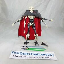 "Star Wars Black Series 6"" Inch General Grievous Loose Figure COMPLETE"
