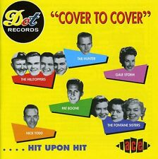 Various Artists - Dot Records Cover to Cover: Hit Upon Hit / Various [New CD] UK