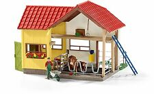 Schleich Far World: 42334 Barn with animals and many accessories