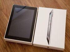 Apple iPad 3rd Gen. 64GB, Wi-Fi, 9.7in - Black (Sealed Box, Warranty, UK Spec)