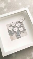Personalised Hand Family Tree Box Frame - Perfect Gift For Christmas/Birthday