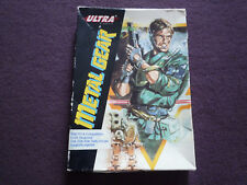 RARE original Metal Gear IBM PC Tandy ULTRA Konami Computer Game MS-DOS 1989