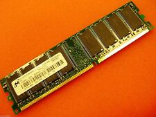 Micron MT16VDDT3264AG-265A1 * 256MB DDR PC2100 * 266Mhz  Memory